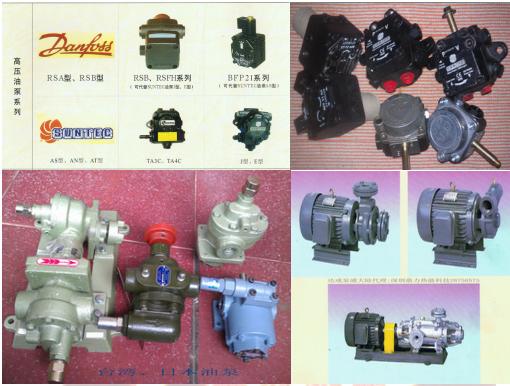 锅炉高温水泵/油泵